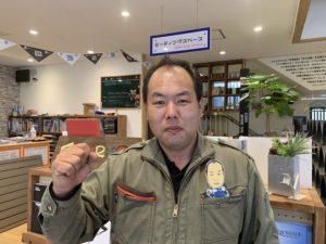 マネージャー、2級建築施工管理技士西山 賢史
