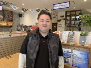 店長 プランナー 1級建築施工管理技士遠島 裕樹