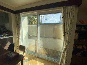 内窓サッシでお部屋ぽかぽかです!