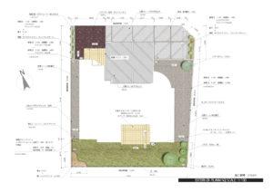 外構一式工事(目隠しフェンス、タイルデッキ、ヨウ壁) ¥5,500,000