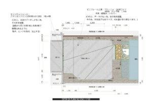 2台用折板カーポート、アメリカンフェンスの門扉 ¥ASK