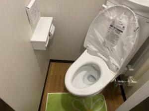 TOTOのコーナートイレでリフォームしました!